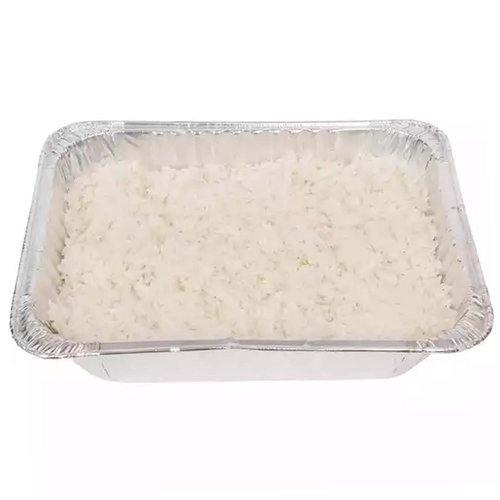 A must have for any party - 12 scoops of white rice.  Serves 10-12 people