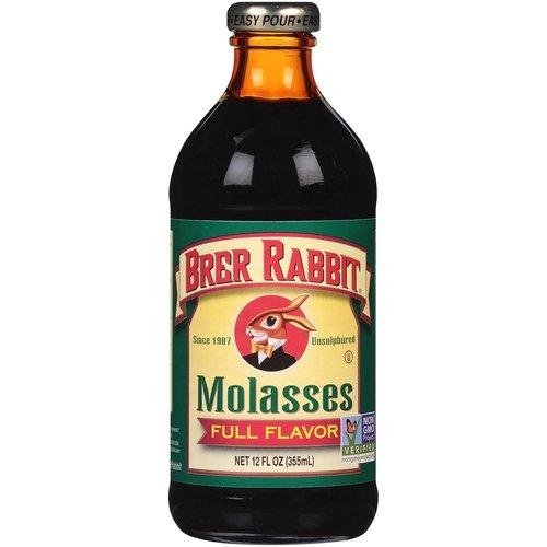 <ul> <li>Easy Pour</li> <li>Since 1907</li> <li>Unsulphured Molasses</li> <li>Non GMO Project Verified</li> <li>This product is gluten free</li> <li>Refrigeration not necessary</li> </ul>