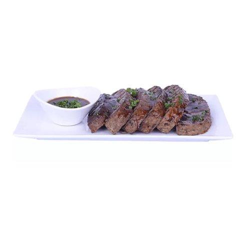 Hi Steaks Top Sirloin Meatloaf with Gravy, 3 lbs. Serves 6-8