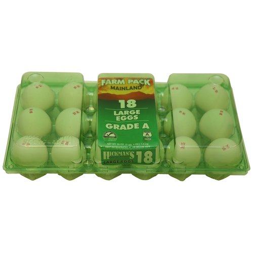 <ul> <li>Grade A</li> <li>Extra Large Eggs</li> </ul>