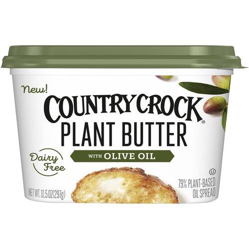 <ul> <li>You can substitute plant butter for dairy butter one-for-one in any recipe.</li> <li>Dairy Free</li> <li>79% Plant-Based Oil Spread</li> </ul>