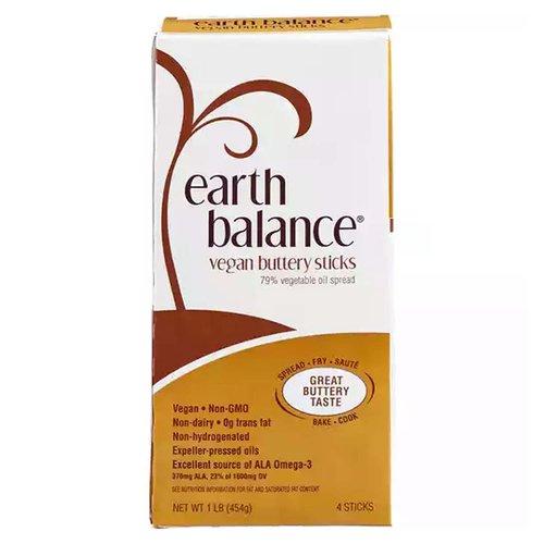 <ul> <li>Vegan, Non GMO, Non-dairy, 0g Trans Fat, Non-hydrogenated, Expeller-pressed oils <li>Excellent Source of ALA Omega-3</li> </ul>
