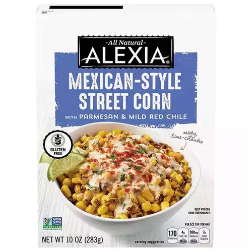 Alexia Street Corn, Mexican Style, 10 Ounce