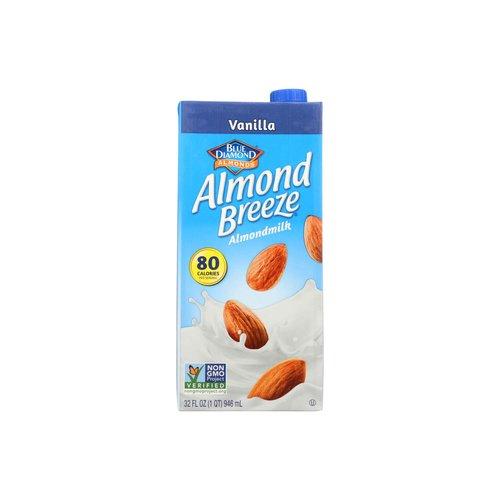 <ul> <li>80 Calories per serving</li> <li>Vanilla flavored with other natural flavors</li> <li>Dairy Free</li> <li>Non GMO Verified</li> </ul>