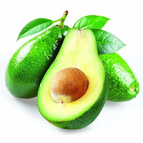 Approx. 0.4 lb per avocado