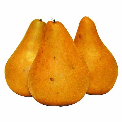 Approx. 0.4 lb per pear
