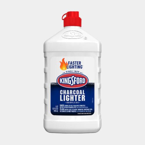 Kingsford Charcoal Lighter Fluid, 32 Fluid ounce