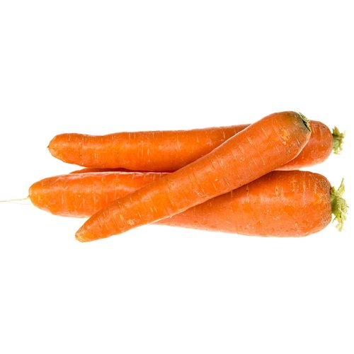 Approx. 0.5 lb per carrot