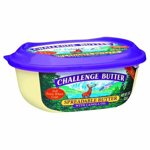 <ul> <li>Great Fresh Taste!</li> <li>Lactose Free</li> <li>Clarified Butter with Canola Oil</li> </ul>