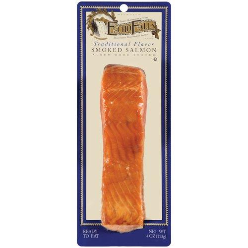 <ul> <li>All Natural</li> <li>Opens Easily & Is Ready to Eat</li> <li>Alder Wood Smoked</li> <li>Kosher</li> </ul>