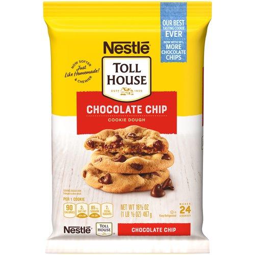 <ul> <li>Makes 24 cookies</li> <li>Kosher dairy</li> <li>No artificial flavors</li> <li>No preservatives</li> <li>0g trans fat per serving</li> </ul>