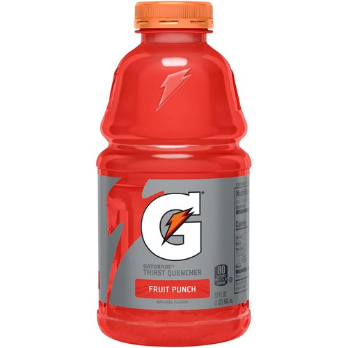 <ul> <li>Replenishes better than water</li> <li>Top off your fuel stores with carbohydrate energy, your body's preferred source of fuel</li> <li>When you sweat, you lose more than water. Gatorade Thirst Quencher contains critical electrolytes to help replace what's lost in sweat.</li> <li>Trusted by some of the world's best athletes</li> <li>Natural flavors. More than just water. Gatorade is scientifically formulated to rehydrate, replenish, and refuel athletes in ways water can't. No fruit juice.</li> </ul>