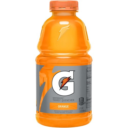 <ul> <li>Trusted by some of the world's best athletes</li> <li>Replenishes better than water</li> <li>When you sweat, you lose more than water. Gatorade Thirst Quencher contains critical electrolytes to help replace what's lost in sweat.</li> <li>Top off your fuel stores with carbohydrate energy, your body's preferred source of fuel</li> </ul>