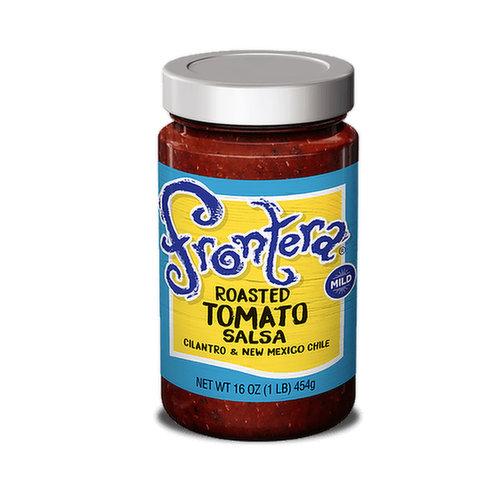Frontera Roasted Tomato Salsa, Mild, 16 Ounce