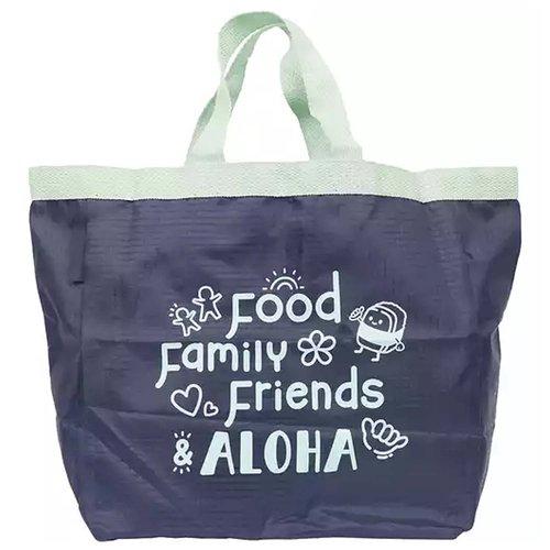 Food, Family, Friends Aloha Takeout Bag, 1 Each