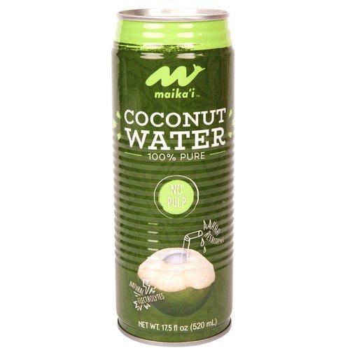 <ul> <li>100% Pure Coconut Water</li> <li>No Pulp</li> <li>So Refreshing</li> <li>Natural Electrolytes</li> </ul>