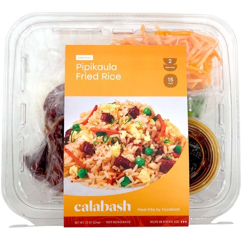 We're taking fried rice to new heights that'll have you yelling chee-hoo! Pipikaula adds a dash of ono into the mix of this classic local side dish.  <br> <br> Please note that 24-hour lead time does not apply for this item at Foodland Farms Ala Moana. If you would like to order this item for same-day orders at Foodland Farms Ala Moana, please select an available slot time at check out and call our Call Center (808) 452-1500 to adjust your fulfillment time.