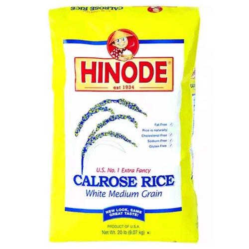 <ul> <li>White Medium Grain</li> <li>US No. 1 Extra Fancy</li> <li>Product of USA</li> <li>Fat Free</li> <li>Rice is Naturally: Cholesterol Free, Sodium Free & Gluten Free</li> </ul>