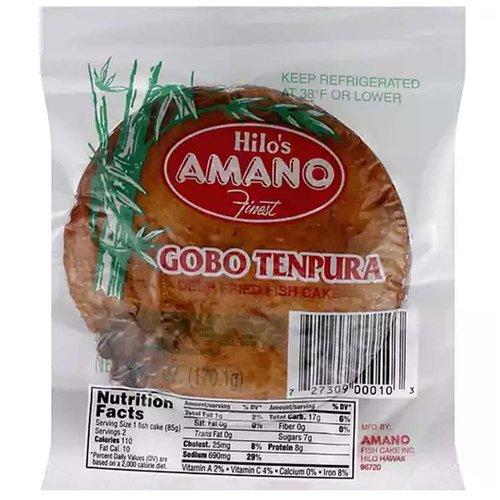 Hilo's Amano Gobo Tempura, 6 Ounce