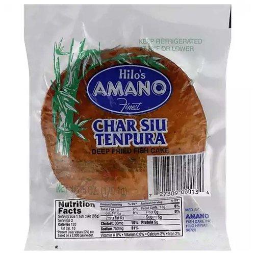 Hilo's Amano Deep Char Siu Tenpura, 6 Ounce