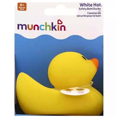 Munchkin White Hot Bath Ducky, 1 Each
