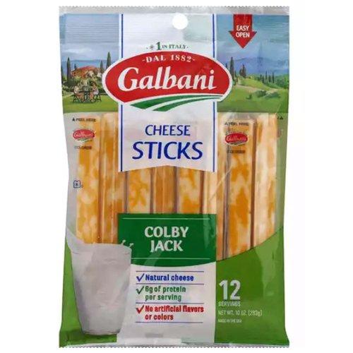 <ul> <li>Natural Cheese</li> <li>6g of Protein per Serving</li> <li>No Artificial Flavors or Colors</li> </ul>