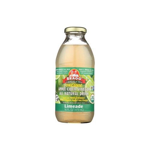 <ul> <li>USDA Organic</li> <li>All Natural Drink</li> <li>Made with 'World Famous' Bragg Organic Apple Cider Vinegar</li> <li>Serving Health Since 1912</li> </ul>