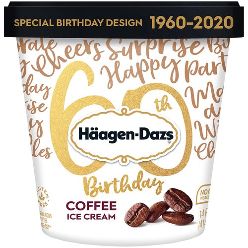 <ul> <li>HÄAGEN-DAZS Coffee Ice Cream is the essence of elegance and sophistication in one perfectly portioned 14-oz. container</li> <li>Made with 5 simple ingredients: cream, skim milk, cane sugar, egg yolks, coffee</li> <li>HÄAGEN-DAZS ice cream is gluten-free, has no GMO ingredients, and uses milk and cream from cows not treated with the growth hormone rBST* *No significant difference has been shown between milk from rBST treated and non-rBST treated cows</li> <li>Transported using a chilled shipping method to arrive frozen</li> <li>Take a moment to indulge your senses with a sweet reward that's under every lid</li> </ul>