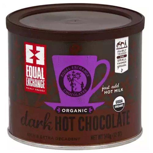 <ul> <li>USDA Organic</li> <li>Rich & Extra Decadent</li> <li>Just Add Hot Milk</li> </ul>