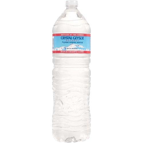 Bottled at the Spring