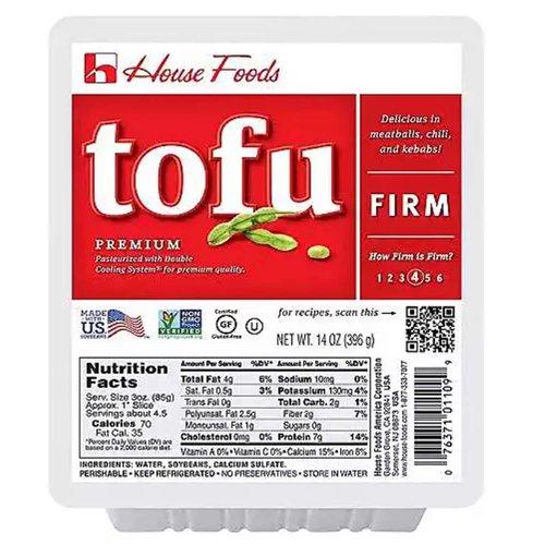 <ul> <li>Premium Soft Tofu.</li> <li>Pasteurized with Double Cooling System for Premium quality.</li> <li>Made with US Soybean.</li> <li>Non GMO verified. Certified gluten-free. Non GMO Project verified. </li> <li>Certified Gluten Free.</li> <li>How firm is Soft? 4.</li> <li>Delicious in Salads, dressings, and smoothies.</li> <li>Perishable, Keep Refrigerated.</li> <li>No Preservatives.</li> <li>Store in Water.</li> <li>Serving size 3 oz.</li> <li>70 Calories per Serving.</li> </ul>