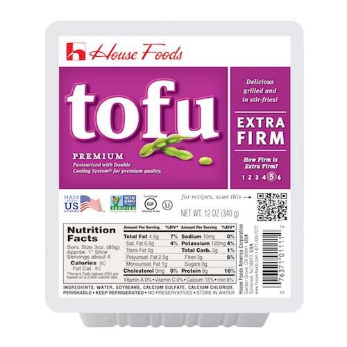 <ul> <li>Premium Soft Tofu.</li> <li>Pasteurized with Double Cooling System for Premium quality.</li> <li>Made with US Soybean.</li> <li>Non GMO verified. Certified gluten-free. Non GMO Project verified. </li> <li>Certified Gluten Free.</li> <li>How firm is Soft? 5.</li> <li>Delicious in Salads, dressings, and smoothies.</li> <li>Perishable, Keep Refrigerated.</li> <li>No Preservatives.</li> <li>Store in Water.</li> <li>Serving size 3 oz.</li> <li>80 Calories per Serving.</li> </ul>