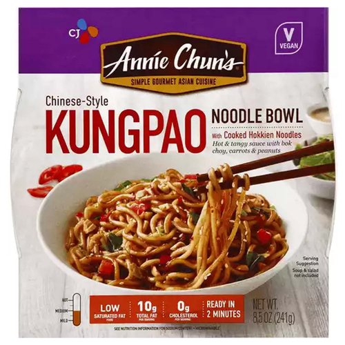 Ac Kung Pao Noodles, 8.5 Ounce