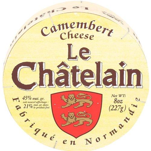Chatelain Camembert, 8 Ounce