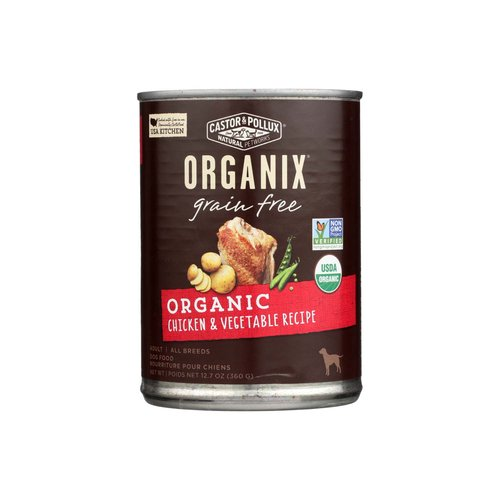 <ul> <li>Non GMO Verified</li> <li>USDA Organic</li> </ul>