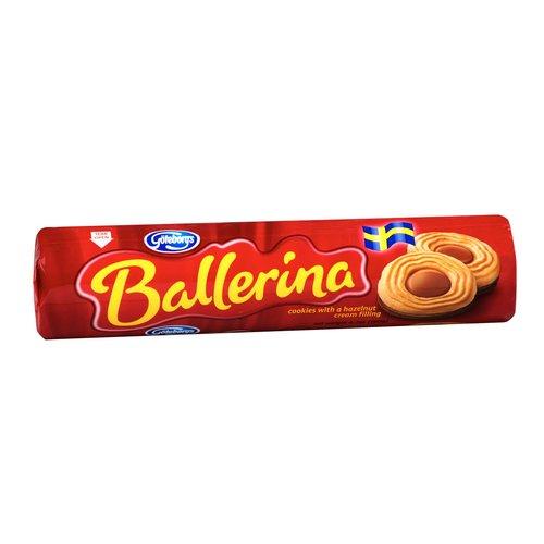 Ballerina Cookie Hazelnut Cream, 7.23 Ounce
