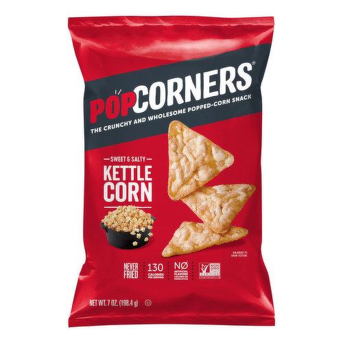 Popcorners Kettle Corn, 7 Ounce