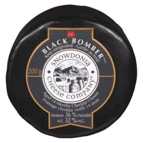 Black Bomber Cheddar, 7 Ounce