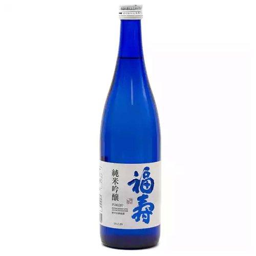 Fukuju Junmai Ginjo Sake, 720 Millilitre