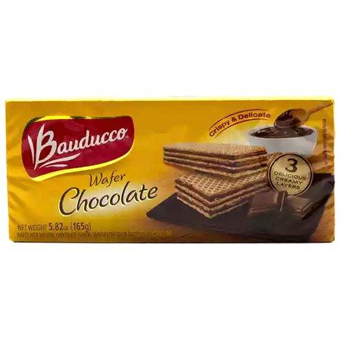 Bauducco Wafer Chocolate, 5.82 Ounce