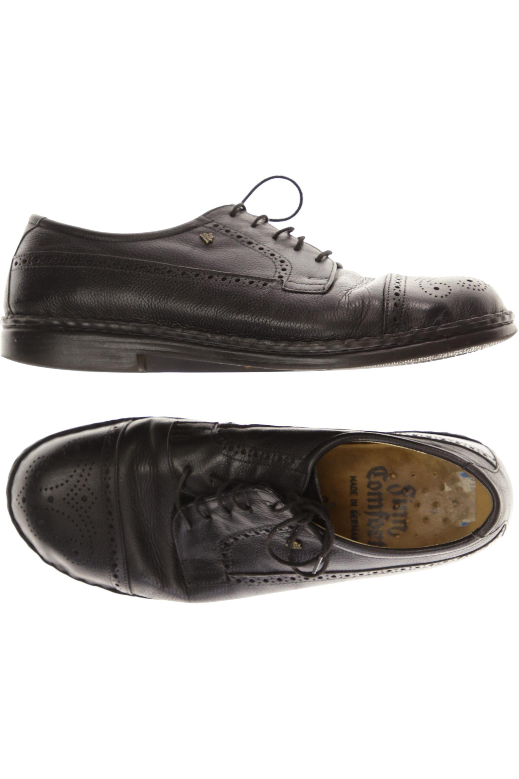 Finn comfort Halbschuh Herren Slipper feste Schuhe Gr. UK 9