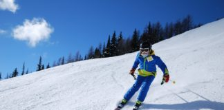 skier royaume-uni