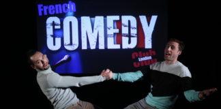 French Comedy Club Ward