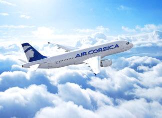 Air Corsica nouvelle ligne Calvi
