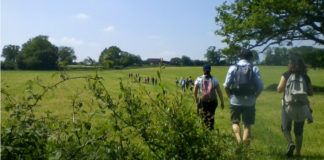 french walks and sunday roasts randonnées londres