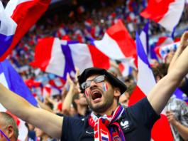 où trouver le drapeau français à Londres