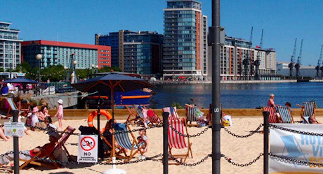 plages urbaines