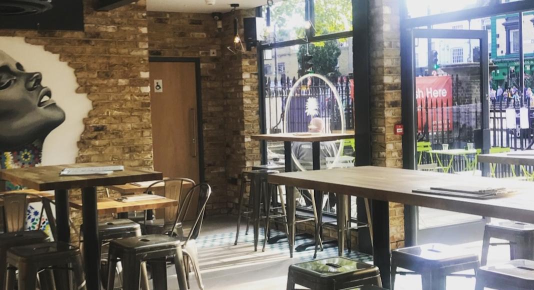 chiringuito bar restaurant londres