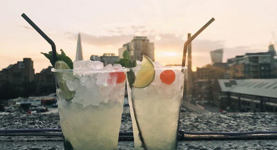 Cocktail Skylight London