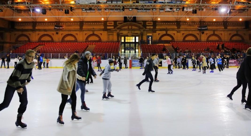 Alexandra Palace patinoire